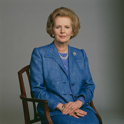 Elocution Accent Margaret Thatcher